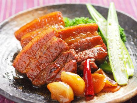 豚ばら肉コーラ煮19