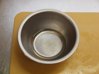 ささみと里芋、三つ葉の和え物27