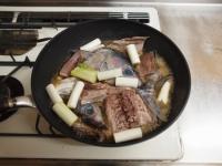 焼肉のたれあら煮26