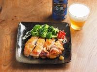 鶏もも肉柚子胡椒焼き16