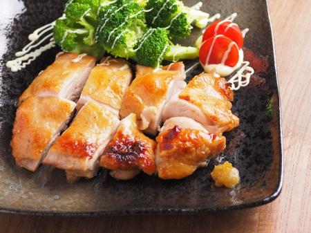 鶏もも肉柚子胡椒焼き04