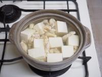 鶏皮湯豆腐08