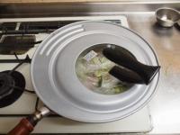 甘鯛フライパン蒸し38