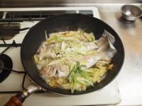 甘鯛フライパン蒸し41
