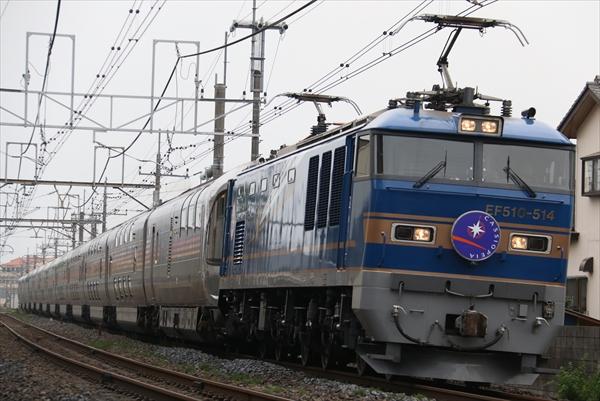 EF510-514+E26系 2014 4/29
