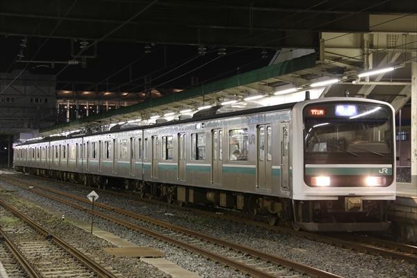 E501系 K751編成 2014 5/22