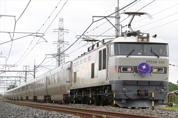 EF510-510+E26系 2014 5/27