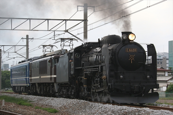C6120+EF641001+オヤ12 2014 5/27