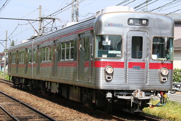 3500系 N6編成 2014 5/31