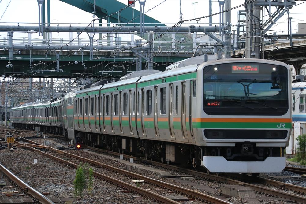 E231系 U590編成 2014 6/12