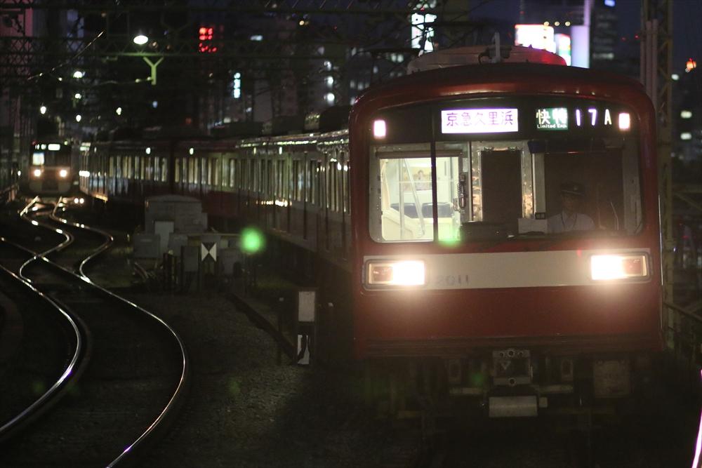 2011編成ほか 2014 8/22 18:54