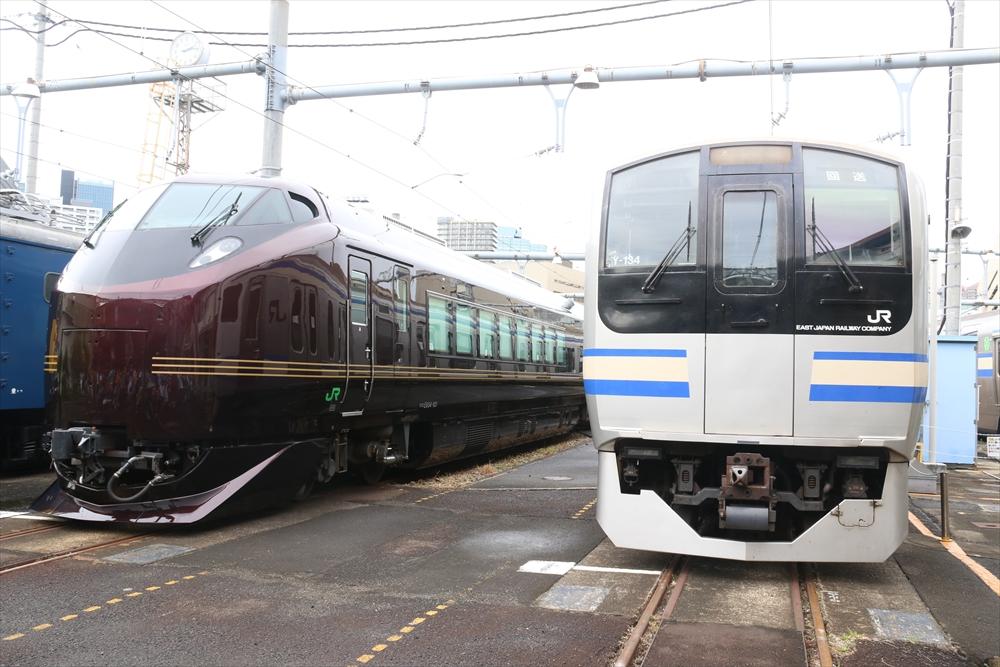 E655系 和&Y-134編成 2014 8/23