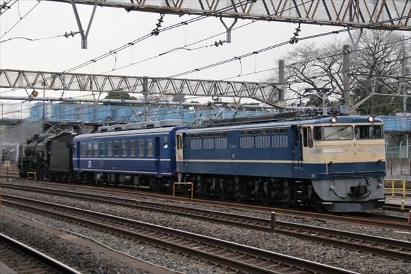 EF65501+オヤ12-1+D51498 2014 3/7