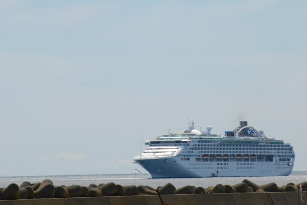 旅客船「サン・プリンセス」