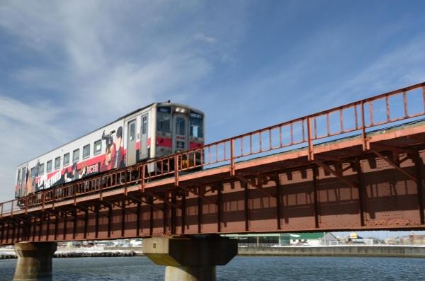 ルパン三世ラッピング列車