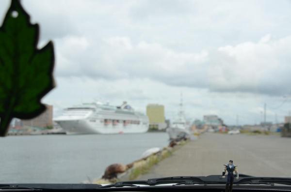 クルーズ客船「サン・プリンセス」