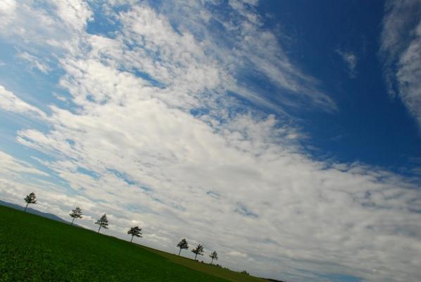 大空町 メルヘンの丘