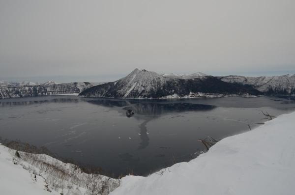 摩周湖  第三展望台