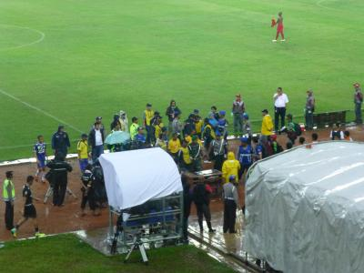 インドネシアサッカー審判