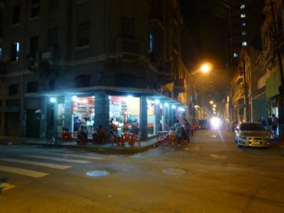 ブラジル町中飲食店