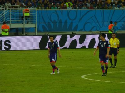 ブラジルワールドカップ今野2