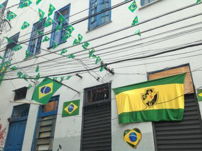 リオの町並み