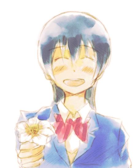 あなたに花を