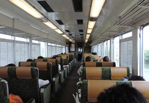 京とれいんblog01