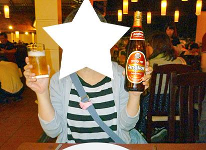 やっぱりアンコールビール