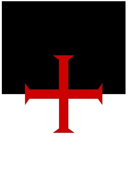テンプル騎士団旗