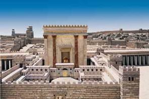ソロモン神殿