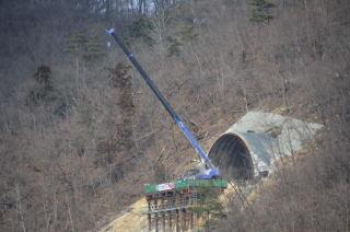 トンネル意9
