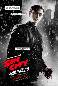Sin City: A Dame to Kill For②