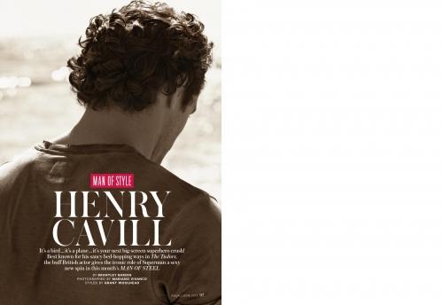 ヘンリー・カヴィル