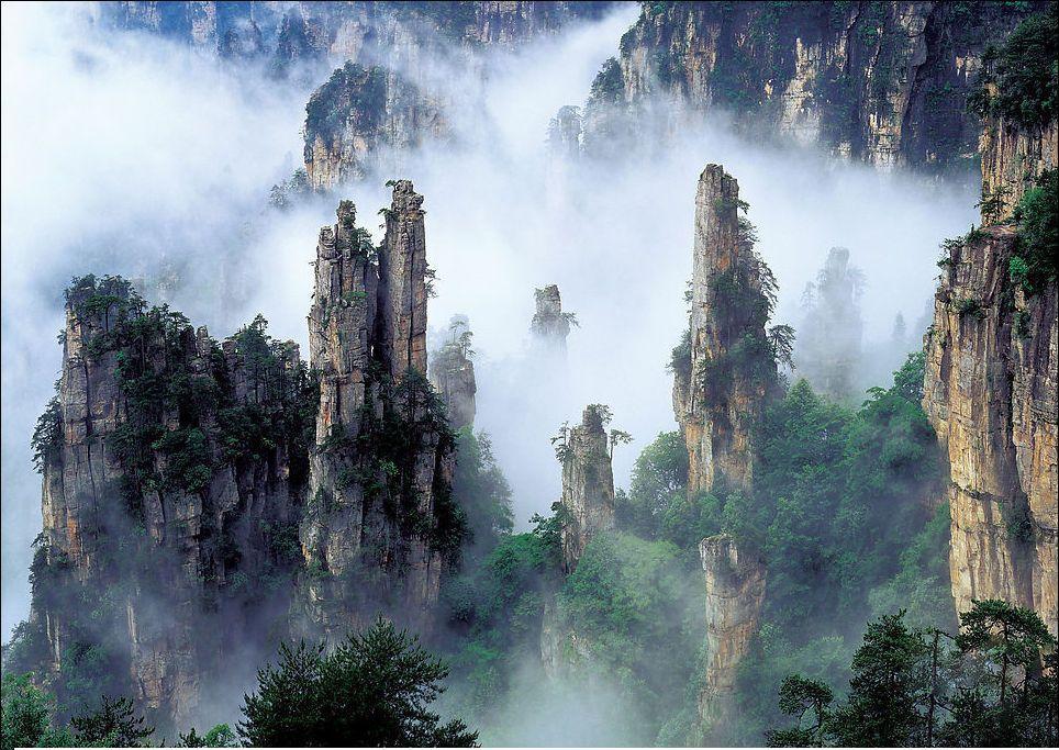 中国 廬山20
