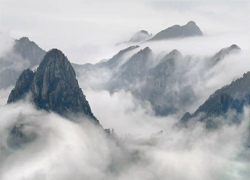 中国 廬山33