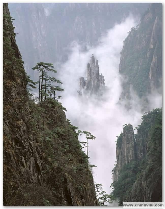 中国 廬山3