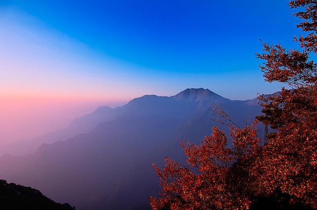 中国 廬山26