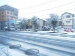 道路も大雪