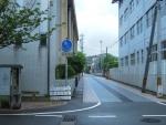 外宮への道