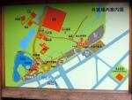 外宮からの地図