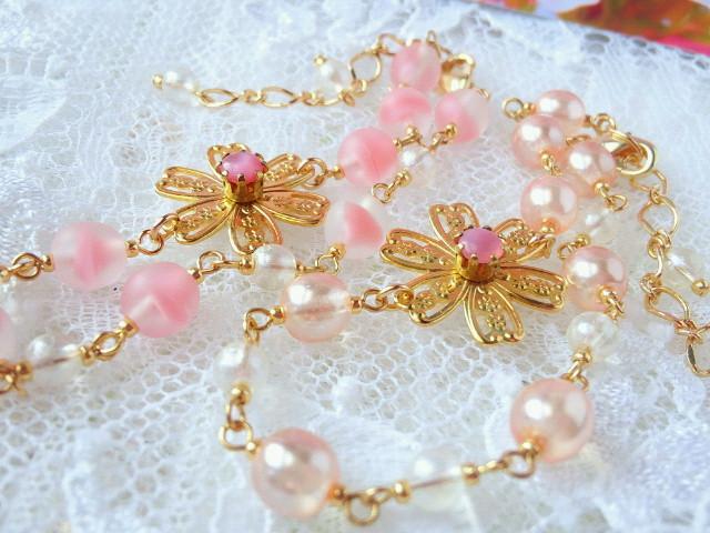 桜咲くブレスレット2