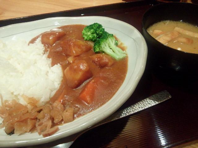 20140813新宿ランチ1