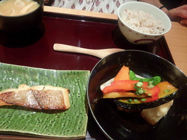 20140813新宿ランチ4