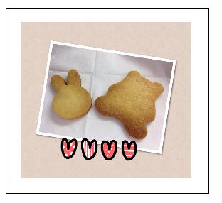 ぎんちゃんクッキー
