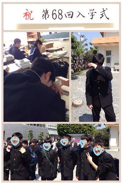 KO入学式