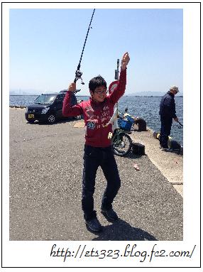 32014GW魚釣り