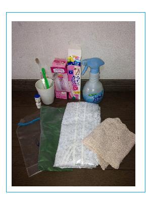 洗面台下の不用品