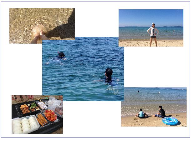 2014海開き2