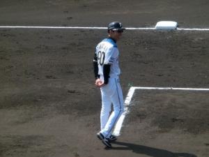 白井コーチ!お久しぶりです。@名護